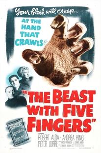 Os Dedos da Morte - Poster / Capa / Cartaz - Oficial 1