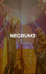 Negrum3 - Poster / Capa / Cartaz - Oficial 1
