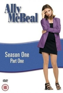 Ally McBeal (3ª Temporada) - Poster / Capa / Cartaz - Oficial 2