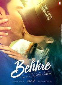 Befikre - Poster / Capa / Cartaz - Oficial 1