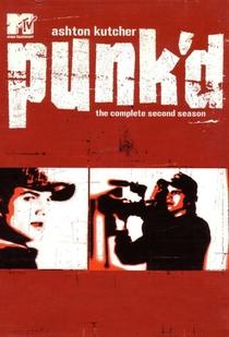 Punk'd (2ª Temporada) - Poster / Capa / Cartaz - Oficial 1