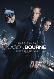 Jason Bourne - Poster / Capa / Cartaz - Oficial 2