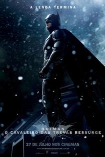 Batman: O Cavaleiro das Trevas Ressurge - Poster / Capa / Cartaz - Oficial 25