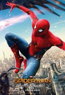 Homem-Aranha: De Volta ao Lar - Poster / Capa / Cartaz - Oficial 11