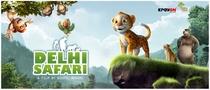 Delhi Safari  - Poster / Capa / Cartaz - Oficial 2