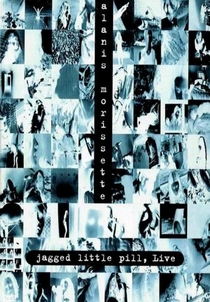 Alanis Morissette - Jagged Little Pill Live - Poster / Capa / Cartaz - Oficial 1