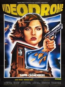 Videodrome - A Síndrome do Vídeo - Poster / Capa / Cartaz - Oficial 6