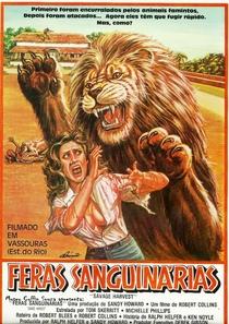 Feras Sanguinárias - Poster / Capa / Cartaz - Oficial 1