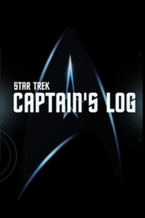 Star Trek: A Captain's Log - Poster / Capa / Cartaz - Oficial 1