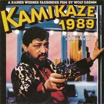 Kamikaze '89 - Poster / Capa / Cartaz - Oficial 1