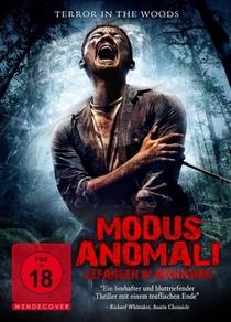 Modus Anomali - Poster / Capa / Cartaz - Oficial 4