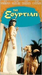 O Egípcio - Poster / Capa / Cartaz - Oficial 2