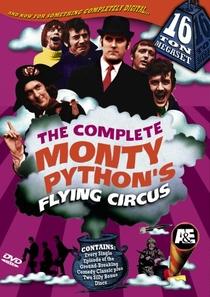 Monty Python's Flying Circus (1ª Temporada) - Poster / Capa / Cartaz - Oficial 1