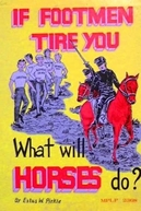 If Footmen Tire You, What Will Horses Do?