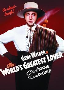 O Maior Amante do Mundo - Poster / Capa / Cartaz - Oficial 2