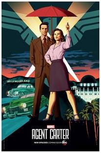 Agente Carter (2ª Temporada) - Poster / Capa / Cartaz - Oficial 3