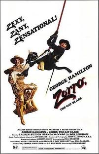 Zorro, Entre a Espada e as Plumas - Poster / Capa / Cartaz - Oficial 2