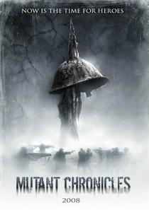 A Era Da Escuridão - Mutant Chronicles - Poster / Capa / Cartaz - Oficial 8