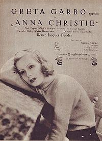 Anna Christie - Poster / Capa / Cartaz - Oficial 1