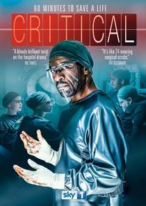 Critical (1° Temporada) - Poster / Capa / Cartaz - Oficial 1
