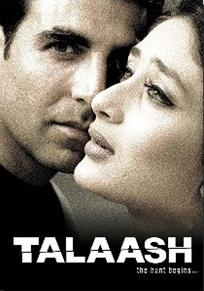 Talaash: The Hunt Begins... - Poster / Capa / Cartaz - Oficial 1