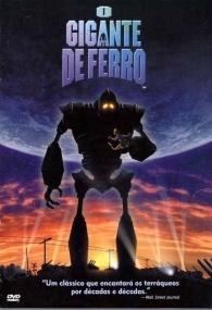 O Gigante de Ferro - Poster / Capa / Cartaz - Oficial 4