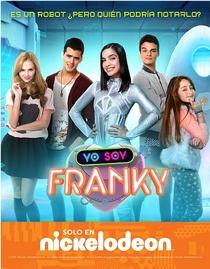Eu Sou Franky (1ª Temporada) - Poster / Capa / Cartaz - Oficial 3