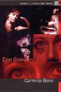 Don Giovanni - Poster / Capa / Cartaz - Oficial 1