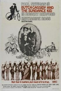 Butch Cassidy - Poster / Capa / Cartaz - Oficial 8