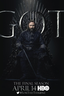 Game of Thrones (8ª Temporada) - Poster / Capa / Cartaz - Oficial 15