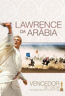 Lawrence da Arábia - Poster / Capa / Cartaz - Oficial 10