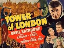 A Torre de Londres - Poster / Capa / Cartaz - Oficial 3