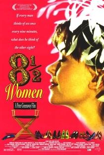 8 ½ Mulheres - Poster / Capa / Cartaz - Oficial 4