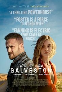 Galveston - Poster / Capa / Cartaz - Oficial 1