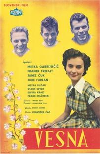 Vesna - Poster / Capa / Cartaz - Oficial 1