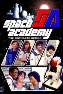 Space Academy (1ª Temporada)  - Poster / Capa / Cartaz - Oficial 1