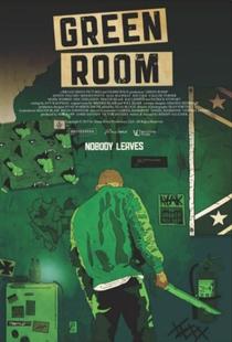Sala Verde - Poster / Capa / Cartaz - Oficial 1