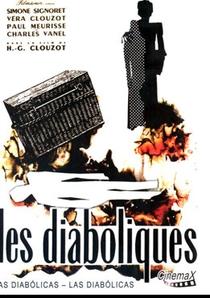 As Diabólicas - Poster / Capa / Cartaz - Oficial 3