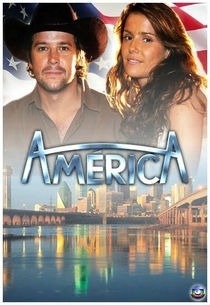 América - Poster / Capa / Cartaz - Oficial 1