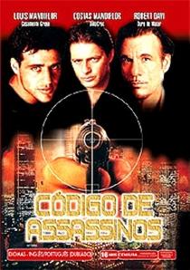 Código de Assassinos - Poster / Capa / Cartaz - Oficial 2