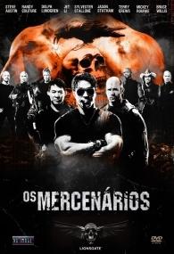 Os Mercenários - Poster / Capa / Cartaz - Oficial 5