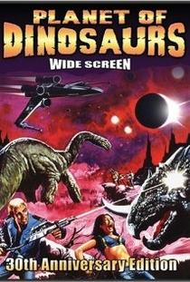 O Planeta dos Dinossauros - Poster / Capa / Cartaz - Oficial 3