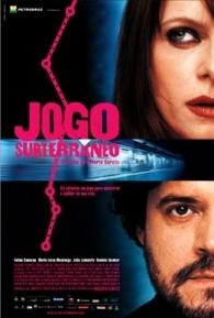 Jogo Subterrâneo - Poster / Capa / Cartaz - Oficial 2