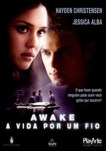 Awake - A Vida Por Um Fio - Poster / Capa / Cartaz - Oficial 3