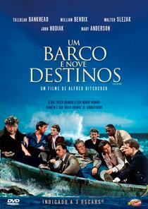 Um Barco e Nove Destinos - Poster / Capa / Cartaz - Oficial 7