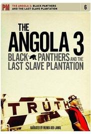 Angola 3: Black Panthers and the Last Slave Plantation - Poster / Capa / Cartaz - Oficial 1