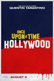 Era Uma Vez em Hollywood - Poster / Capa / Cartaz - Oficial 1