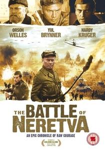 A Batalha do Neretva - Poster / Capa / Cartaz - Oficial 4