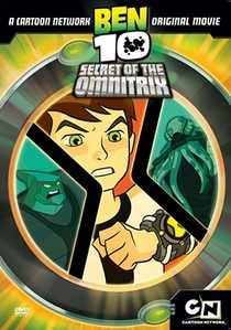 Ben 10: O Segredo do Omnitrix - Poster / Capa / Cartaz - Oficial 1