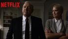 House of Cards | Trailer oficial da Temporada 5 | Netflix [HD]